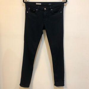 AG Lux Ankle Legging Super Skinny Jeans 27